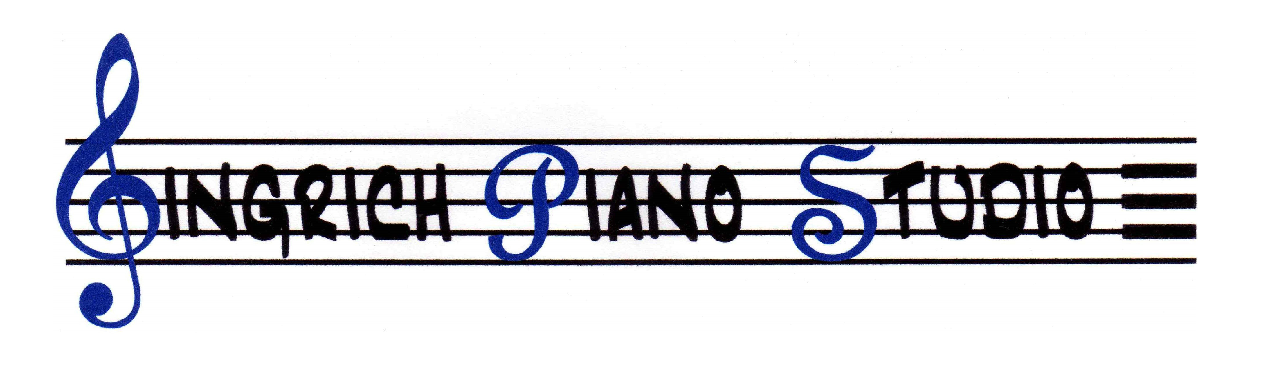 Gingrich Piano Studio